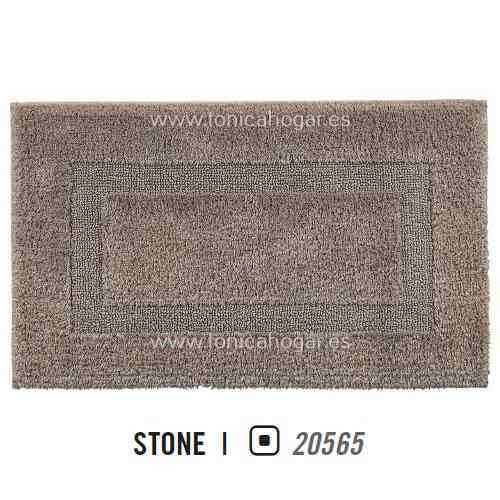 Alfombra de Baño CLASSIC AM de Graccioza Stone Alf.Baño 60x60 Stone Alf.Baño 50x80 Stone Alf.Baño 60x100 Stone Alf.Baño 70x120 Stone Alf.Baño 80x160