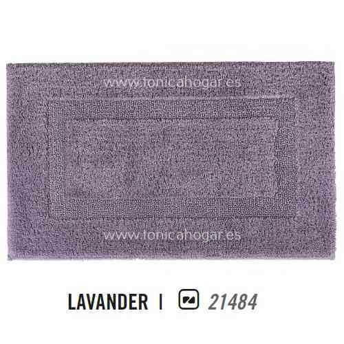 Alfombra de Baño CLASSIC AM de Graccioza Lavander Alf.Baño 50x80 Alf.Baño 60x100 Lavander