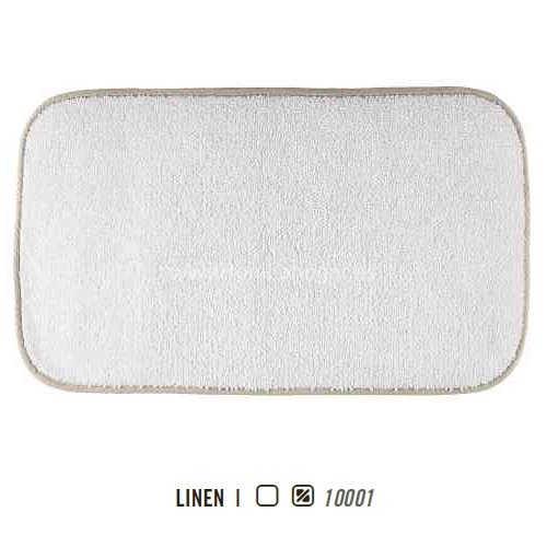 Alfombra de Baño CONTOUR REVERSIBLE AM de Graccioza Linen Alf.Baño 60x100