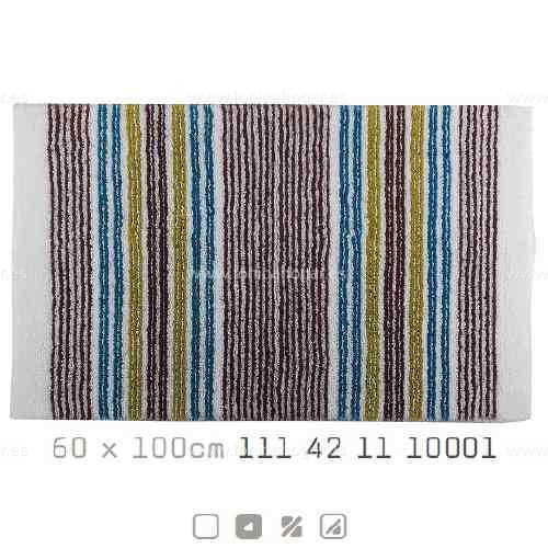 Alfombra Baño CYPRUS AM de Sorema Marrón Alf.Baño 60x100