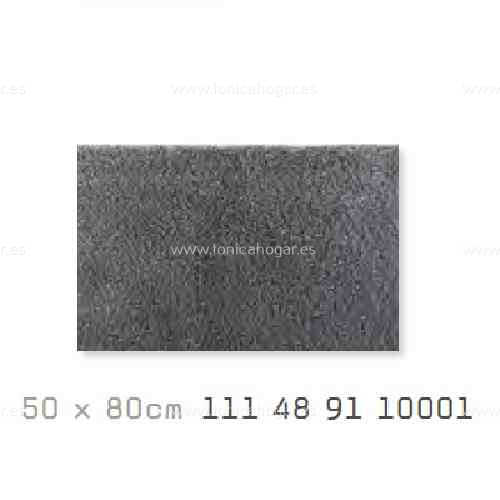 Alfombra Baño FUSION AM de Sorema Gris Alf.Baño 50x80