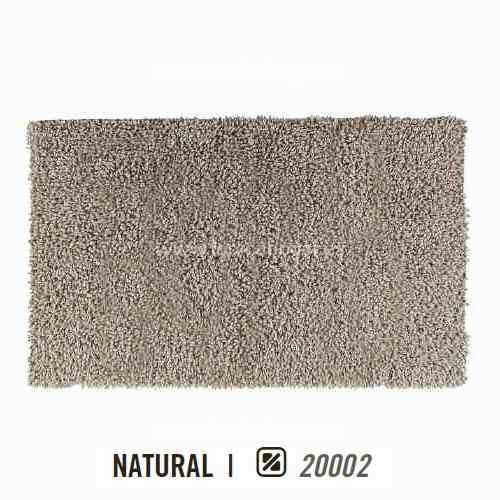 Alfombra de Baño LINEN TWIST AM de Graccioza Natural Alf.Baño 50x80 Natural Alf.Baño 60x100