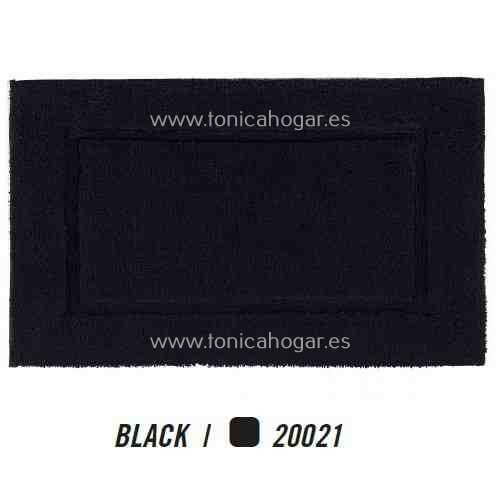 Alfombra de Baño PRESTIGE AM de Graccioza Black Alf.Baño 50x80 Black Alf.Baño 60x100
