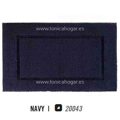 Alfombra de Baño PRESTIGE AM de Graccioza Navy Alf.Baño 50x80 Navy Alf.Baño 60x100