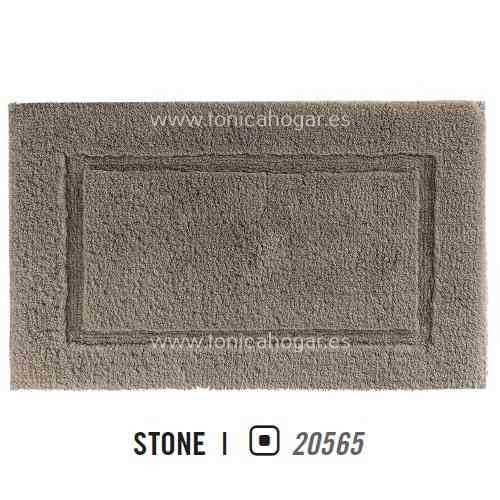 Alfombra de Baño PRESTIGE AM de Graccioza Stone Alf.Baño 60x60 Stone Alf.Baño 50x80 Stone Alf.Baño 60x100 Stone Alf.Baño 70x120 Stone Alf.Baño 80x160
