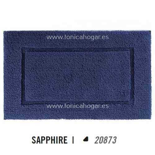 Alfombra de Baño PRESTIGE AM de Graccioza Saphire Alf.Baño 50x80 Saphire Alf.Baño 60x100