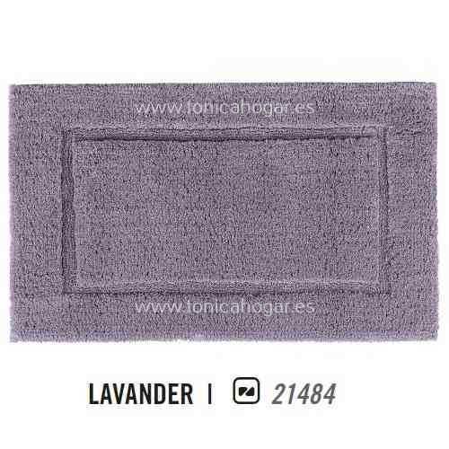 Alfombra de Baño PRESTIGE AM de Graccioza Lavander Alf.Baño 50x80 Lavander Alf.Baño 60x100