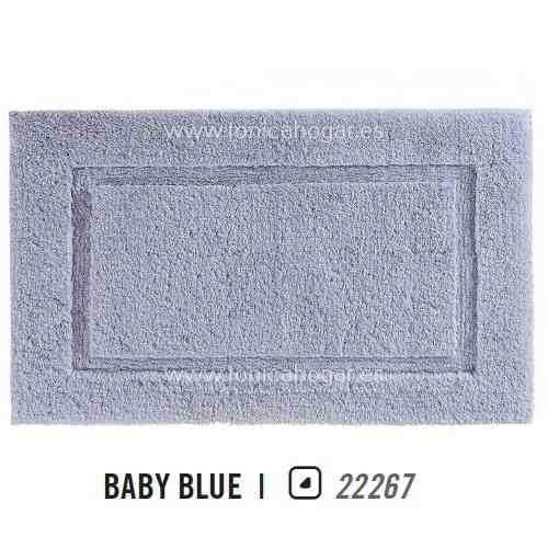 Alfombra de Baño PRESTIGE AM de Graccioza Baby Blue Alf.Baño 50x80 Baby Blue Alf.Baño 60x100