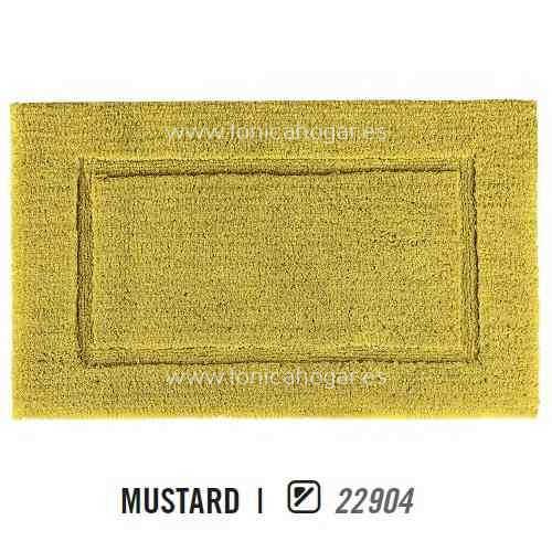 Alfombra de Baño PRESTIGE AM de Graccioza Mustard Alf.Baño 50x80 Mustard Alf.Baño 60x100