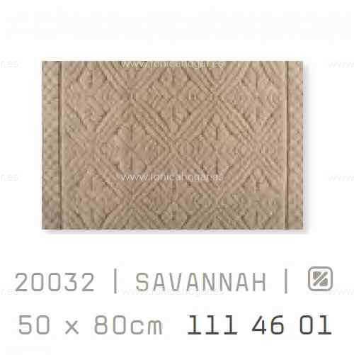 Alfombra Baño RETRO AM de Sorema Savannah Alf.Baño 50x80