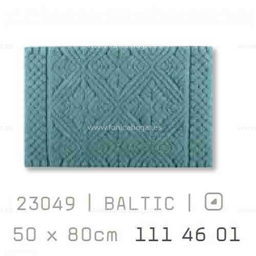 Alfombra Baño RETRO AM de Sorema Baltic Alf.Baño 50x80