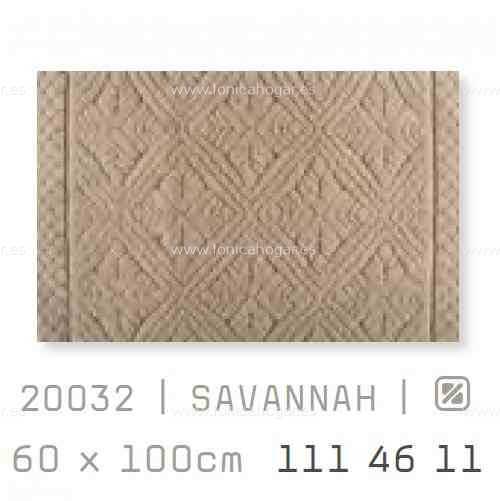 Alfombra Baño RETRO AM de Sorema Savannah Alf.Baño 60x100
