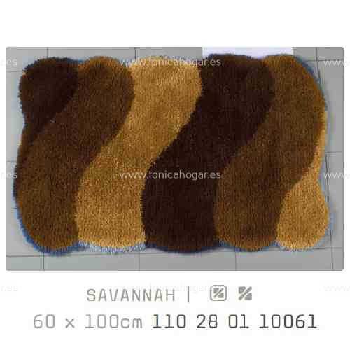 Alfombra Baño RIO AM de Sorema Savannah Alf.Baño 60x100