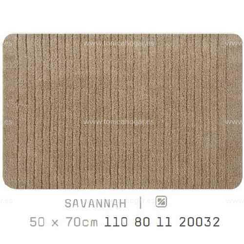Alfombra Baño RIVER AM de Sorema Savannah Alf.Baño 50x70