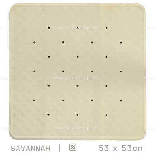 Alfombra Bañera SIMPLY AM de Sorema Savannah Alf.Baño 53x53