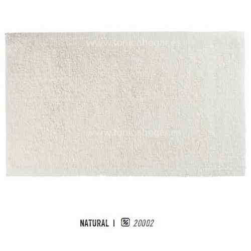 Alfombra de Baño SPA SPONGE COTTON CLOUD AM de Graccioza Natural Alf.Baño 50x80 Natural Alf.Baño 60x100 Natural Alf.Baño 70x120