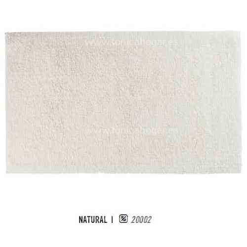 Alfombra de Baño SPA SPONGE COTTON CLOUD AM de Graccioza Natural Alf.Baño 70x120