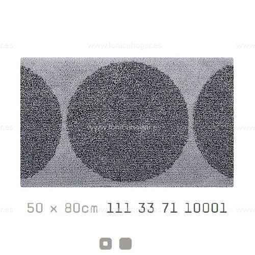 Alfombra Baño URBAN AM de Sorema Gris Alf.Baño 50x80