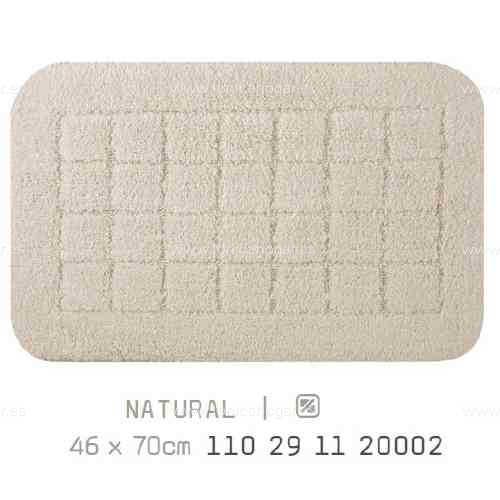 Alfombra Baño VIENA AM de Sorema Natural Alf.Baño 46x70