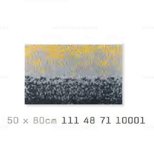 Alfombra Baño WALL AM de Sorema Gris Alf.Baño 50x80