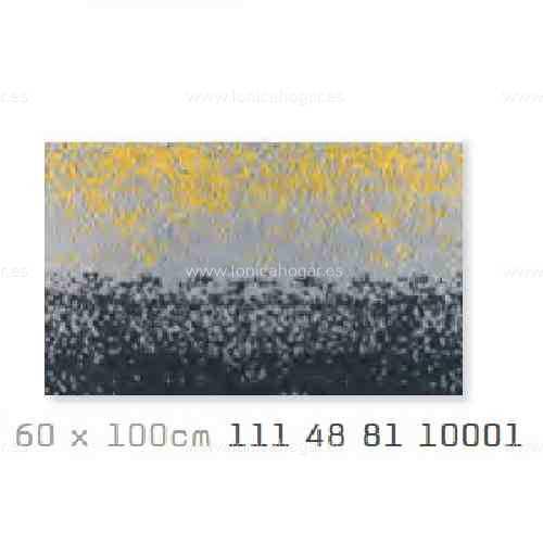 Alfombra Baño WALL AM de Sorema Gris Alf.Baño 60x100
