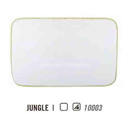 Alfombra de Baño CONTOUR AM de Graccioza Jungle Alf.Baño 50x80