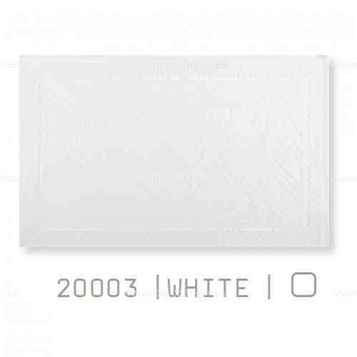 Alfombrilla Baño RETROs AM de Sorema Blanco Alf.Baño 50x70
