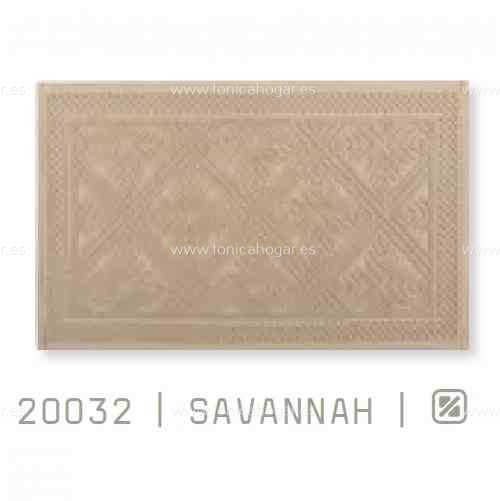 Alfombrilla Baño RETROs AM de Sorema Savannah Alf.Baño 50x70