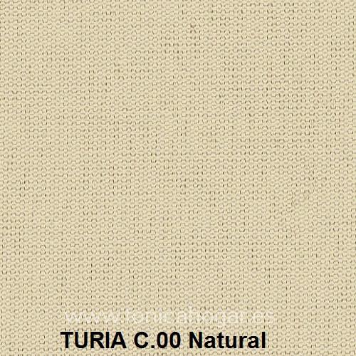 Cojín TURIA de Cañete C.00 Natural Cojín 50x70