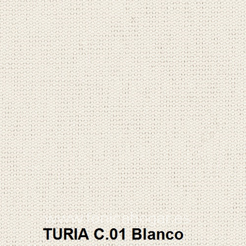 Cojín TURIA de Cañete C.01 Blanco Cojín 50x70