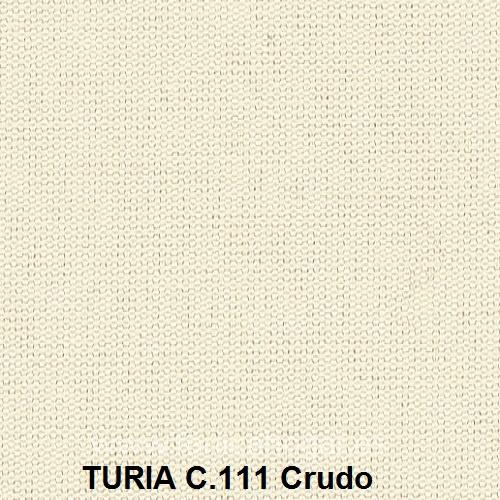 Cojín TURIA de Cañete C.111 Crudo Cojín 50x70