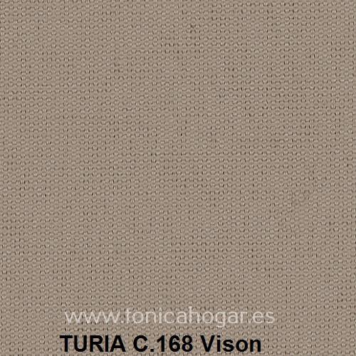 Cojín TURIA de Cañete C.168 Vison Cojín 50x70