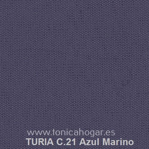 Cojín TURIA de Cañete C.21 Azul_Marino Cojín 50x70