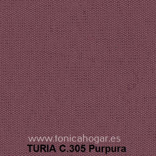 Cojín TURIA de Cañete C.305 Purpura Cojín 50x70