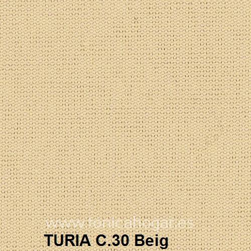 Cojín TURIA de Cañete C.30 Beig Cojín 50x70