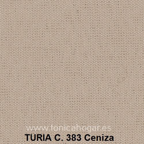 Cojín TURIA de Cañete C.383 Ceniza Cojín 50x70