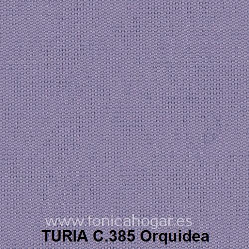 Cojín TURIA de Cañete C.385 Orquidea Cojín 50x70