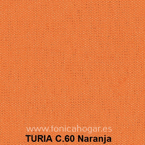 Cojín TURIA de Cañete C.60 Maranja Cojín 50x70