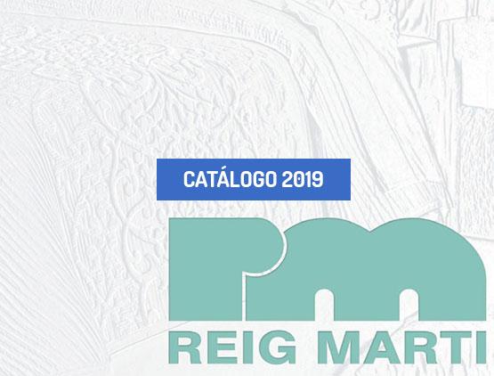 catalogo Reig Marti
