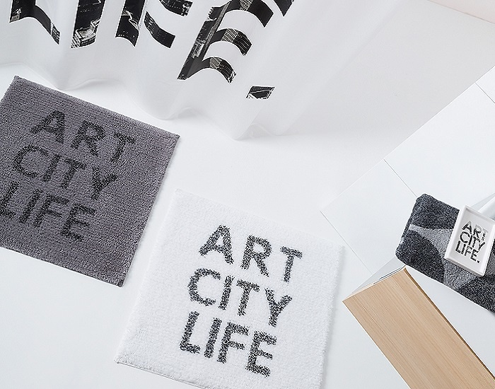 Alfombra Baño ART-CITY-LIFE AM de Sorema