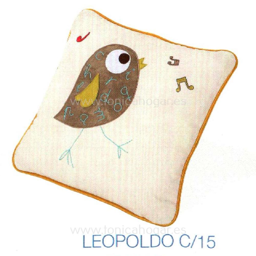 Cojín LEOPOLDO color 15 de SCENES.