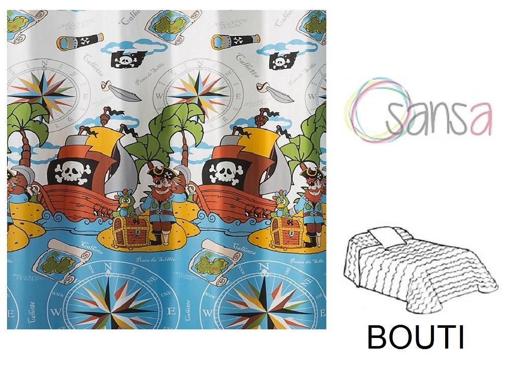 Bouti Pirata Infantil de SANSA Kids