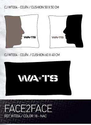 Cojin Face2face