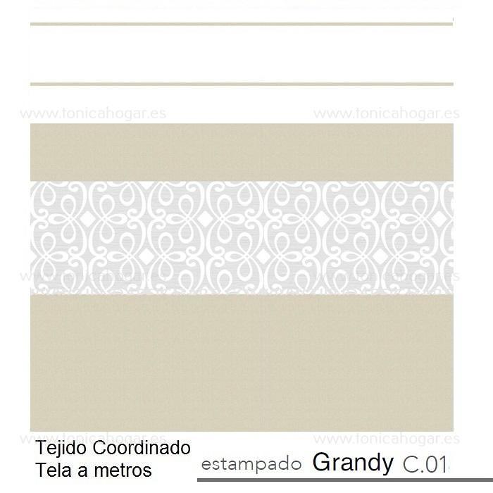 Tejido Coordinado GRANDY c.01 de Reig Marti.
