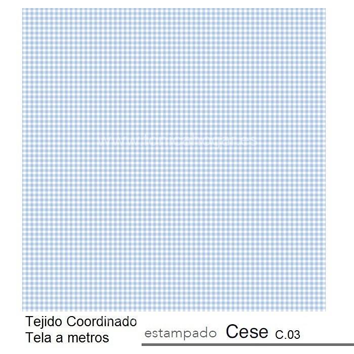 Tejido Coordinado CESE c.03 de Reig Marti.
