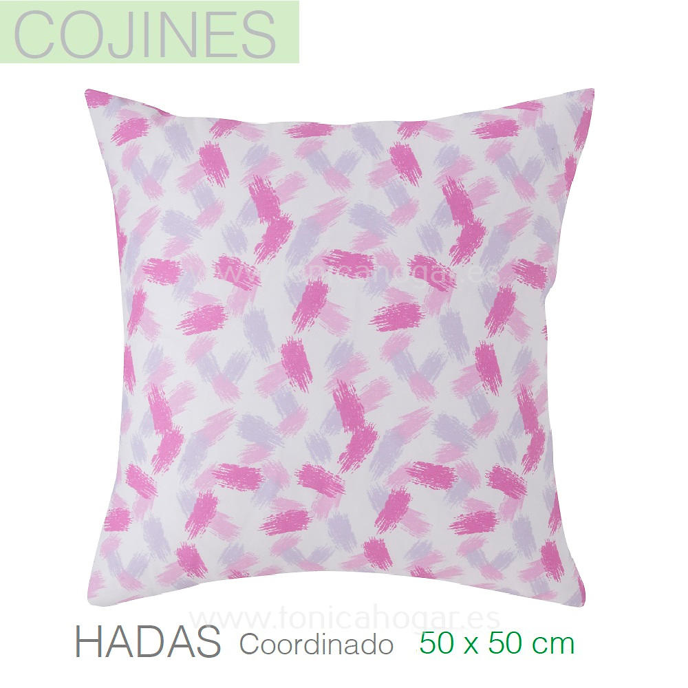 Funda Cojín HADAS Coordinado de SANSA.