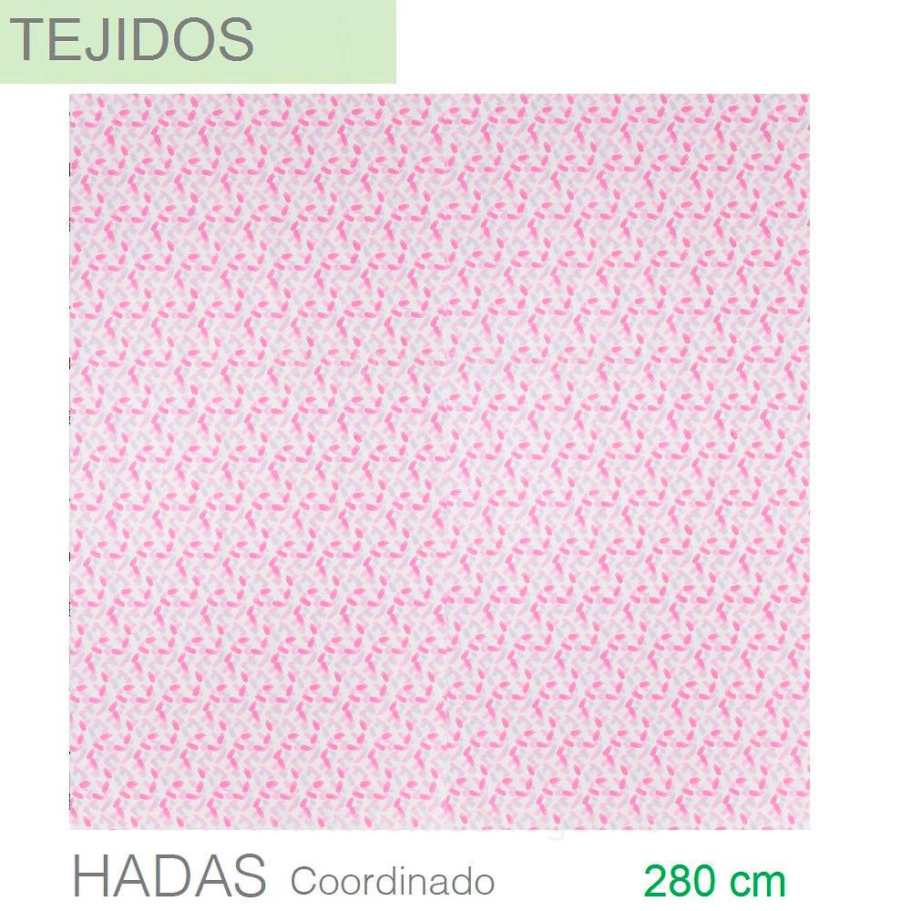 Tejido HADAS Coordinado de SANSA.