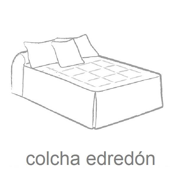 Colcha Edredón SANSA