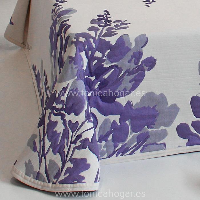 Detalle Colcha Lilac 09