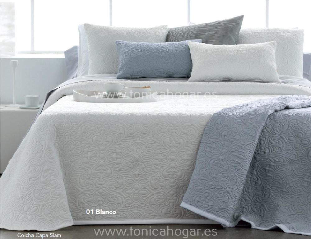 Comprar Colcha SIAM Blanco de Cañete online